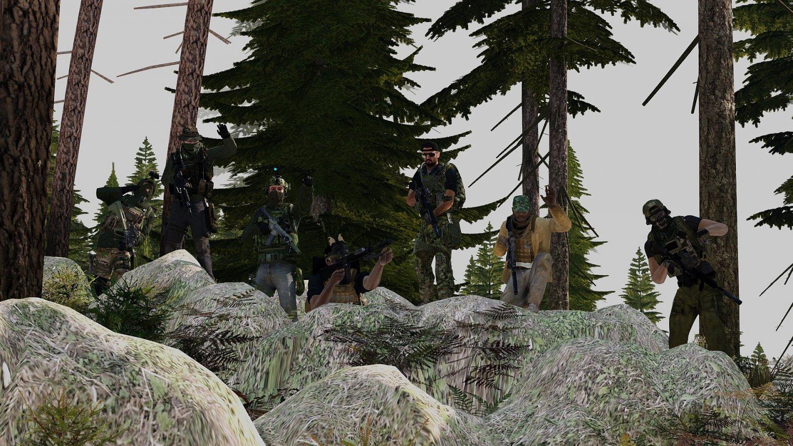 Wandertag in Chernarus