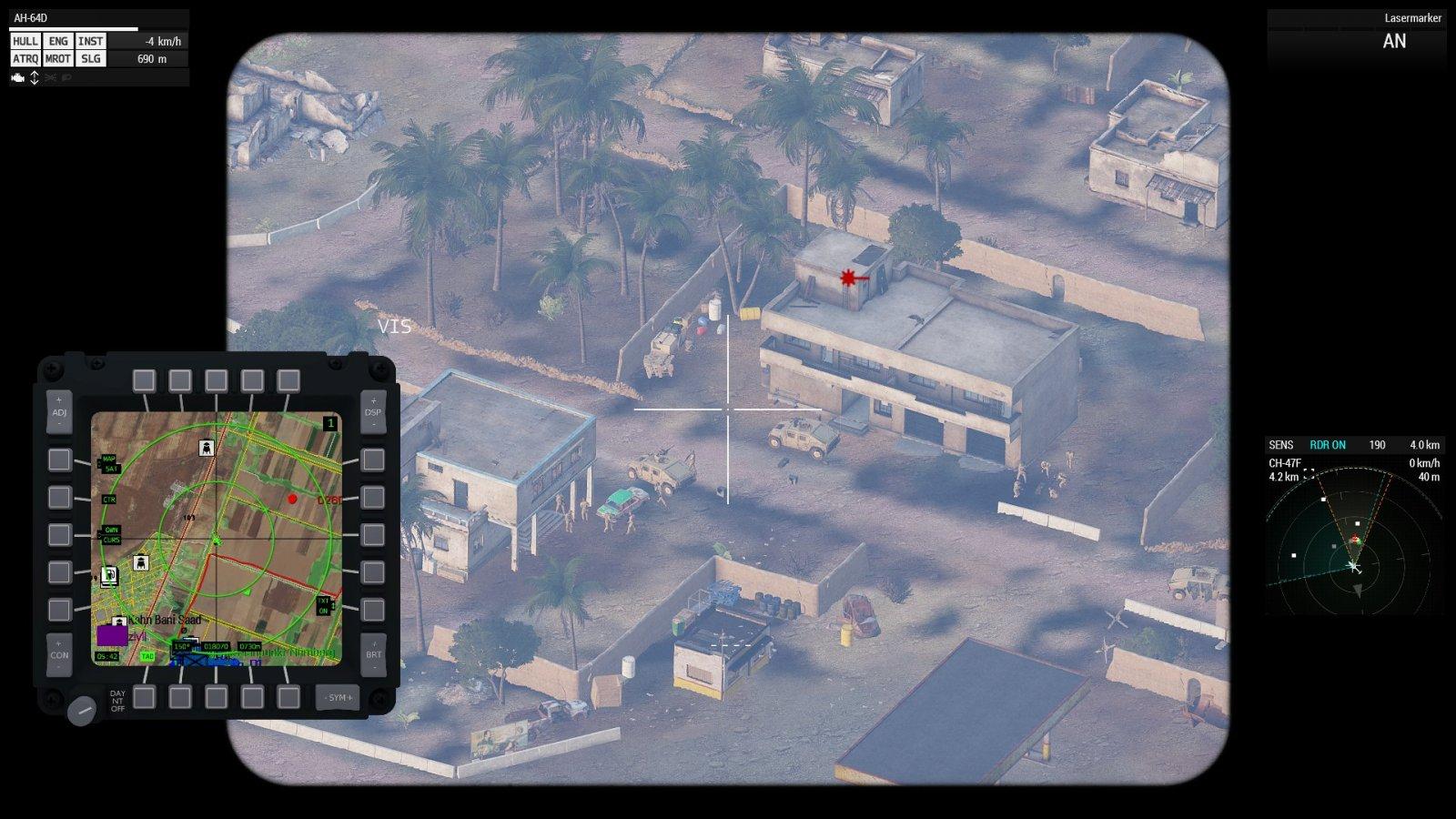 Overwatch im Irak