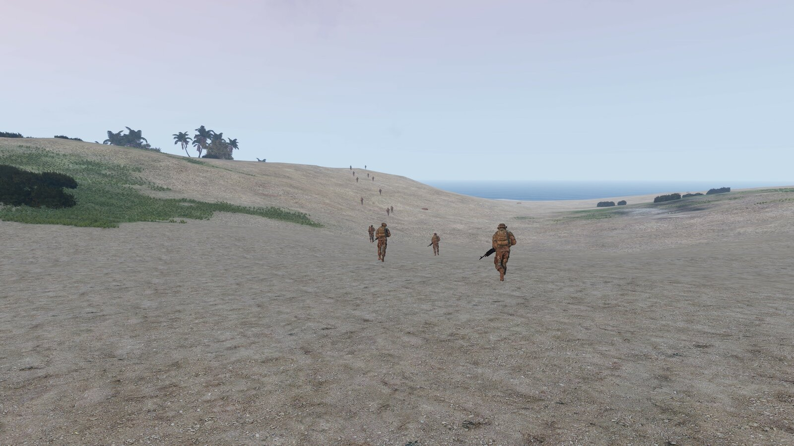 [CO45+1] Operation Husky