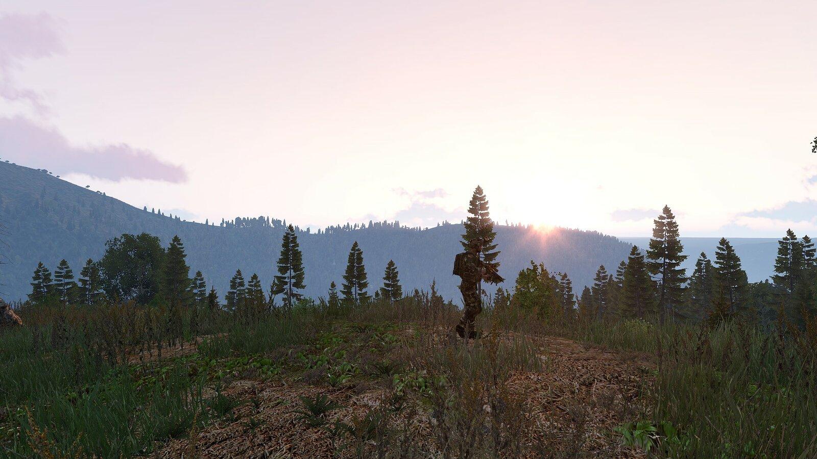 St0cki und der Sonnenaufgang